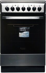 Плита Hotpoint-Ariston H5VSH2A X RU
